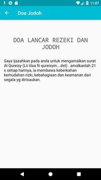 Kumpulan Doa Minta Jodoh Terlengkap apk screenshot