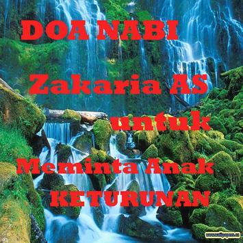Doa Nabi Zakaria as Untuk Memohon Keturunan poster