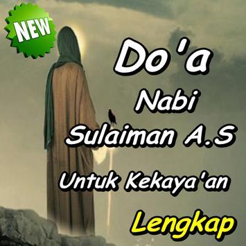 Doa Nabi Sulaiman A.S untuk Kekayaan poster