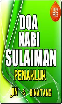 Doa Nabi Sulaiman (penakluk Jin dan Binatang) poster