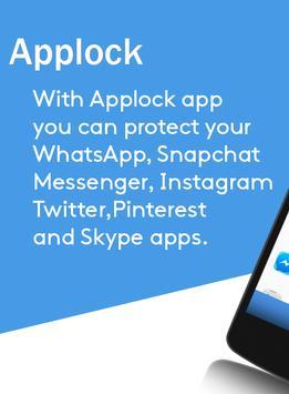 Applock 🔓 poster