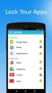 Applock 🔓 apk screenshot