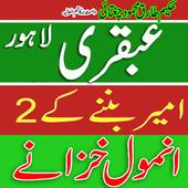 Do Anmol Khazany Ubqari icon