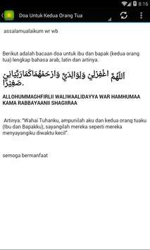 Doa Untuk Kedua Orang Tua poster