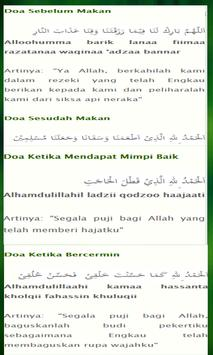 doa doa harian terlengkap screenshot 1