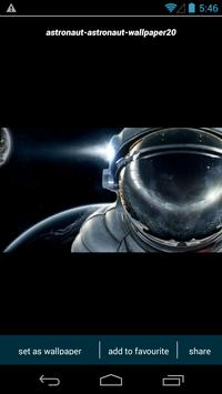 Astronaut Wallpapers apk screenshot