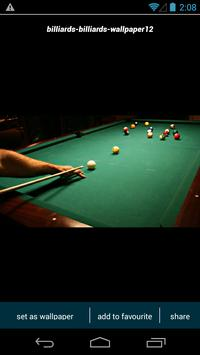 Pool Billiard Wallpapers poster
