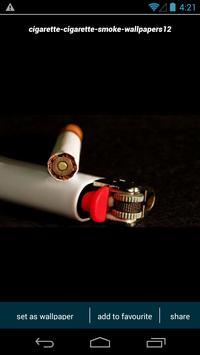 Cigarette Smoke Wallpapers apk screenshot