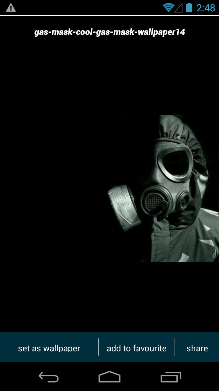 Gas Mask Cool Wallpapers For Android Apk Download