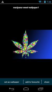 Marijuana Wallpapers poster