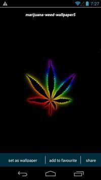 Marijuana Wallpapers screenshot 2