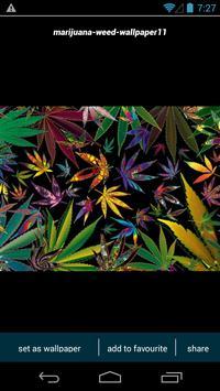 Marijuana Wallpapers screenshot 3