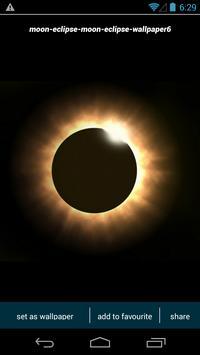 Moon Eclipse Wallpapers apk screenshot