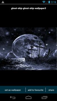 Ghost Ship Wallpapers poster