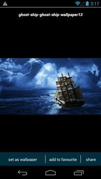 Ghost Ship Wallpapers apk screenshot