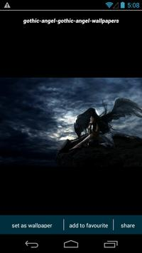 Gothic Angel Wallpapers apk screenshot