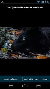 Black Panther Wallpapers screenshot 2