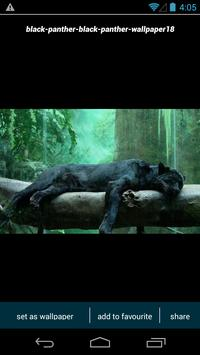 Black Panther Wallpapers screenshot 3