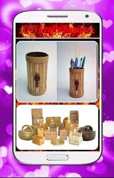 DIY Crafts Bamboo poster