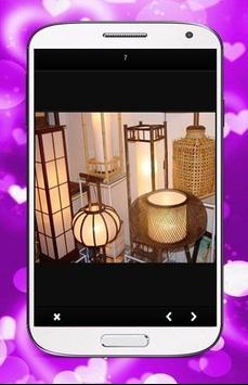 DIY Crafts Bamboo apk screenshot
