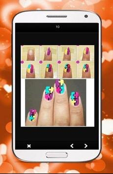 Decoration Nails Geometry apk screenshot