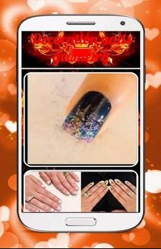 Decoration Nails Geometry poster
