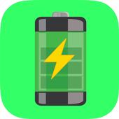 Battery Saver & Fast Charging icon