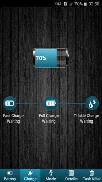 Battery Saver & Fast Charging screenshot 1