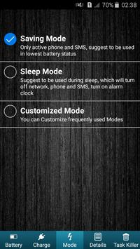 Battery Saver & Fast Charging screenshot 2