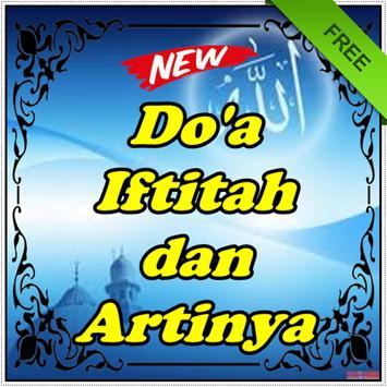 Doa Iftitah dan Artinya Lengkap poster