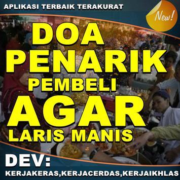Doa Penarik Pembeli Agar Dagangan Laris Terlengkap poster