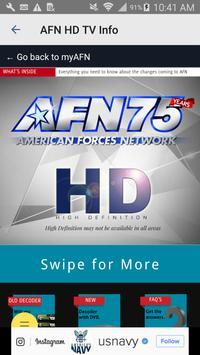 AFN Europe poster