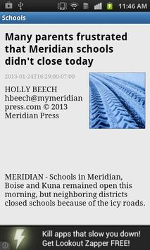 Meridian Press apk screenshot