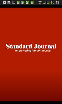 Standard Journal poster