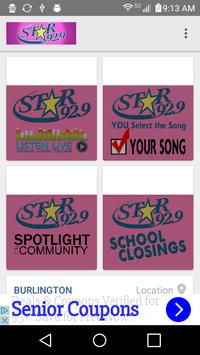 Star 92.9 poster