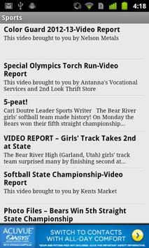 Tremonton Leader screenshot 1