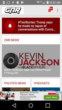 CNR: Conservative News Reader poster
