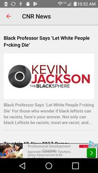 CNR: Conservative News Reader apk screenshot
