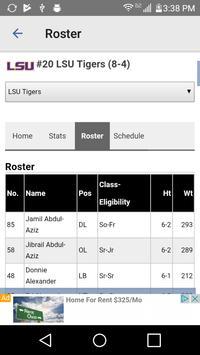 Eye on the Tigers apk screenshot