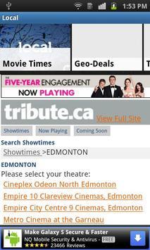 Edmonton, Alberta News Weather apk screenshot