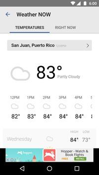Caribbean Television Weather apk screenshot