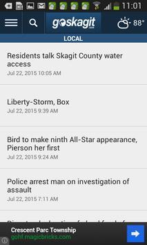 Skagit Valley Herald screenshot 1