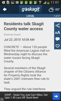 Skagit Valley Herald screenshot 2