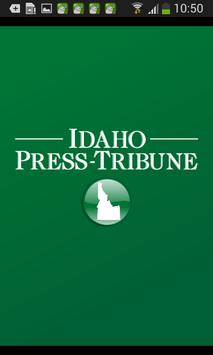 Idaho Press Tribune poster