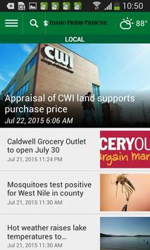 Idaho Press Tribune apk screenshot