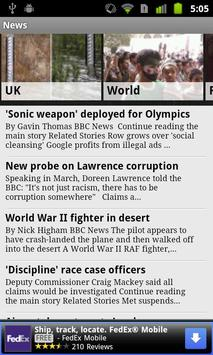 LDN now: London, England News screenshot 1