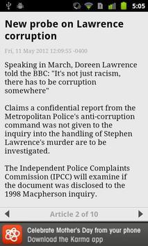 LDN now: London, England News apk screenshot