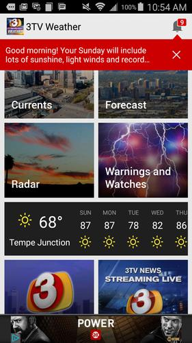 Phoenix Weather Radar - 3TV for Android - APK Download