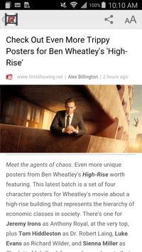 Reviewtica: Movie Reviews App apk screenshot