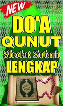 DOA 'QUNUT SHOLAT SUBUH' LENGKAP DAN TERBARU poster